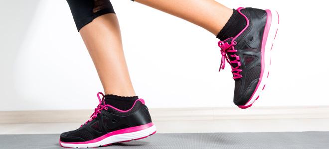 bėgimas vietoje su hipertenzija)